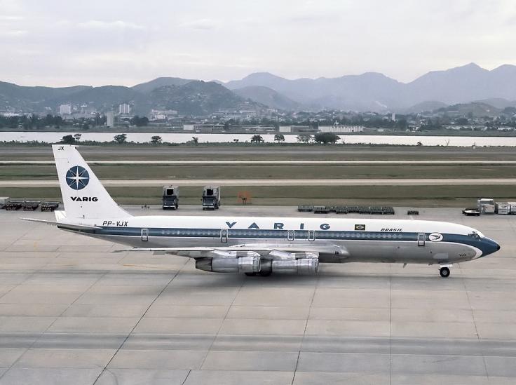 Varig Brazilian Airlines