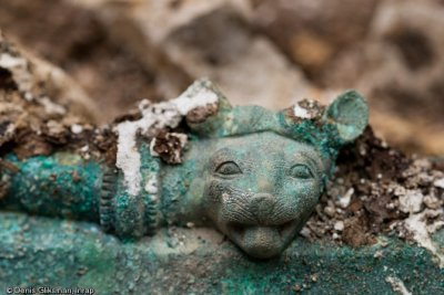 Celtic prince tomb France