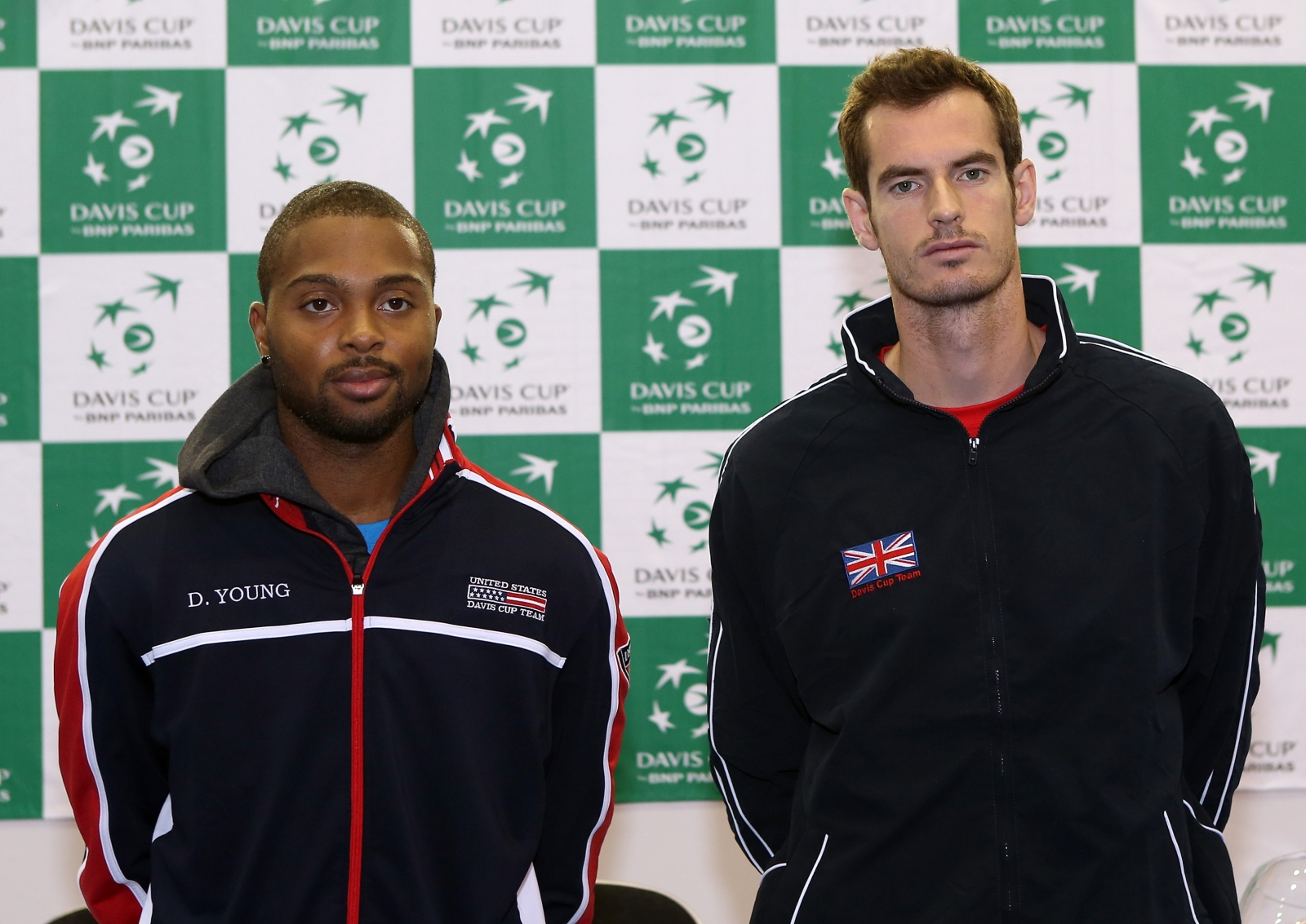 Andy Murray v Donald Young