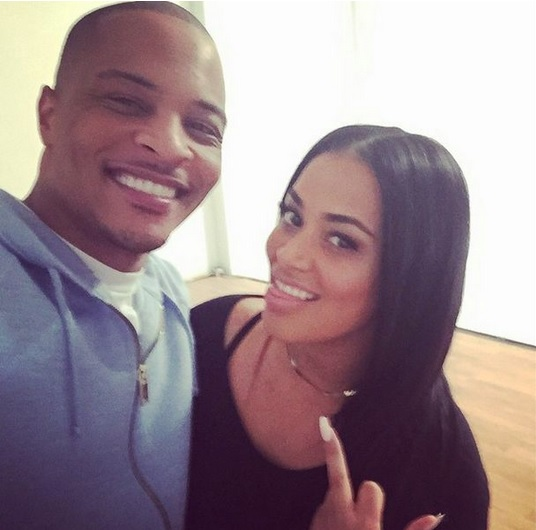 Lauren London and T.I