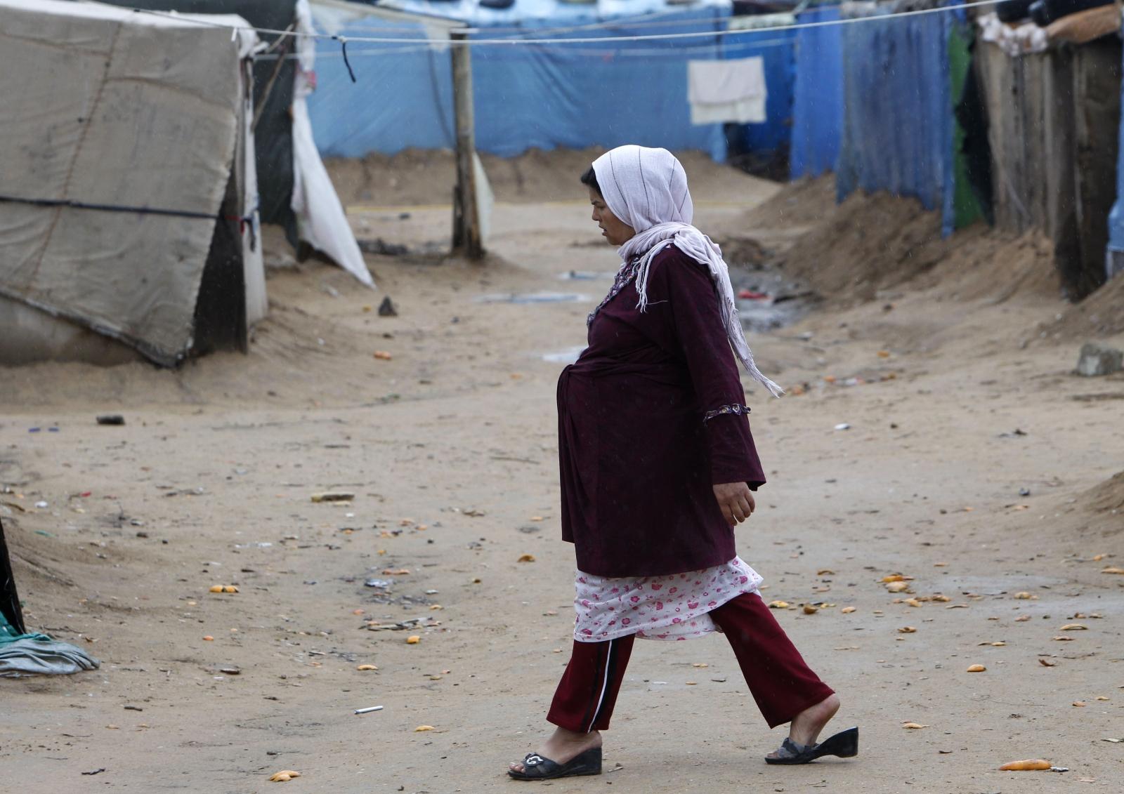 Syria pregnant women