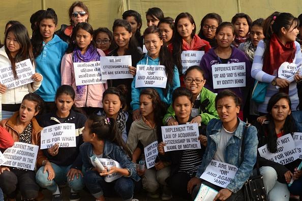 Statelessness nationality mothers