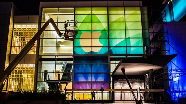 Apple Watch launch liverstream