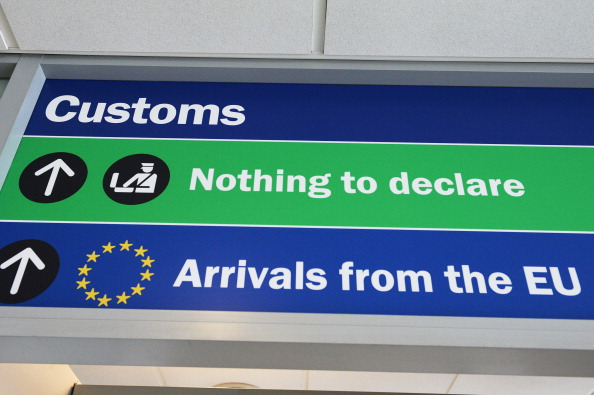 UK immigration from the EU