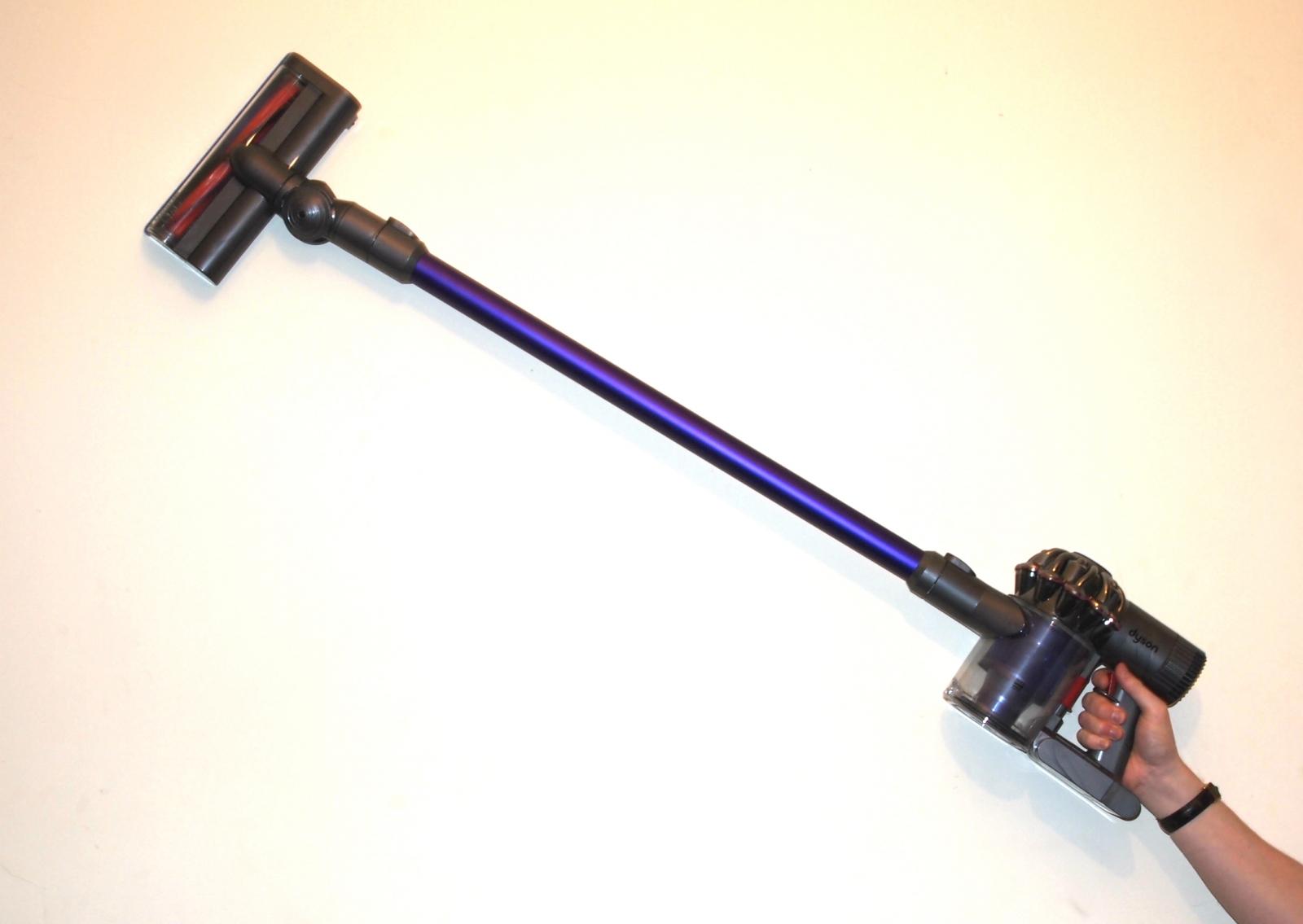 Dyson DC59 review cordless vacuum