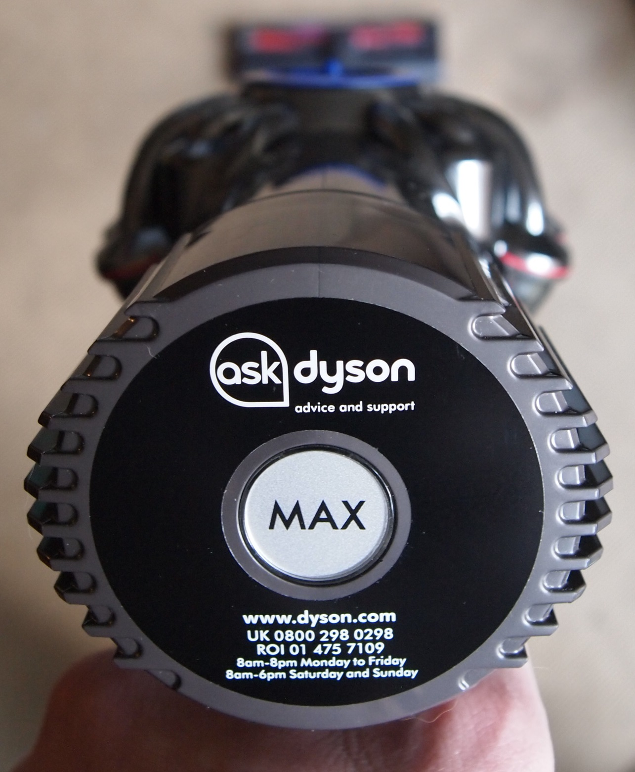 dyson dc59 review vacuum cleaner