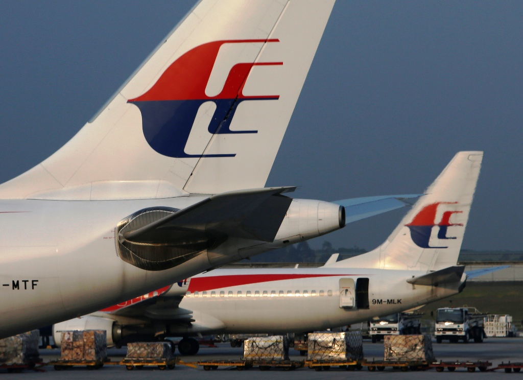 Malaysia Airlines Aircraft Tracking