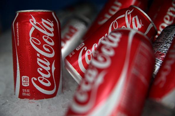 Coca Cola theft in Bristol