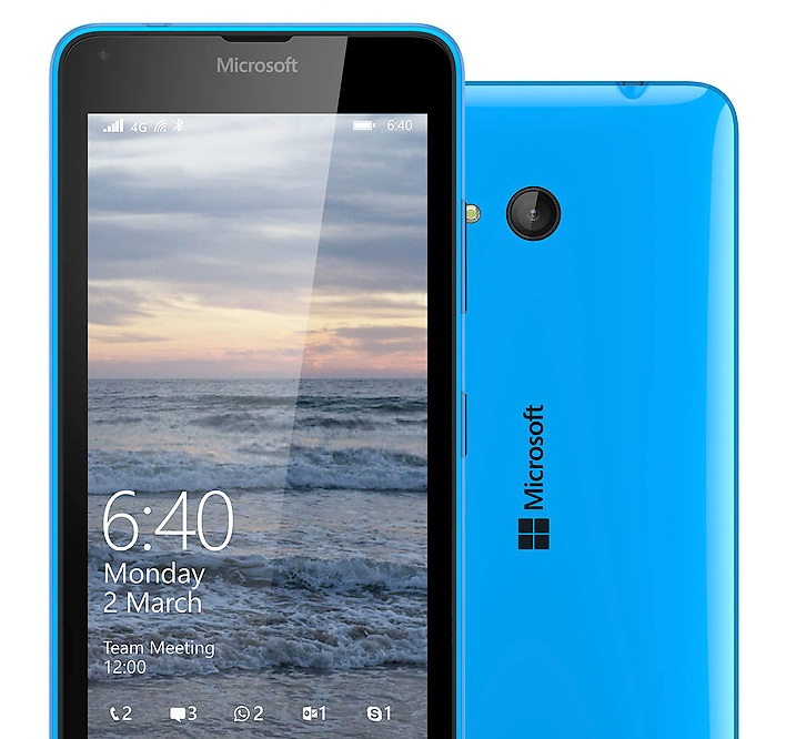 Microsoft Lumia 640 on Cricket