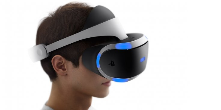 Project Morpheus headset GDC