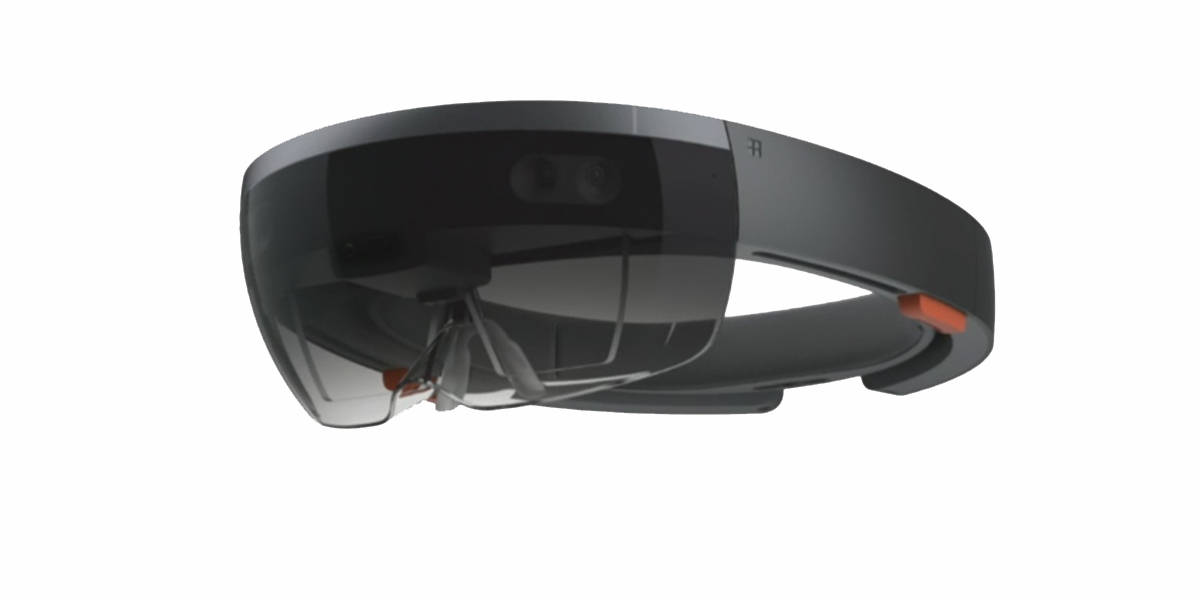 HoloLens Microsoft headset