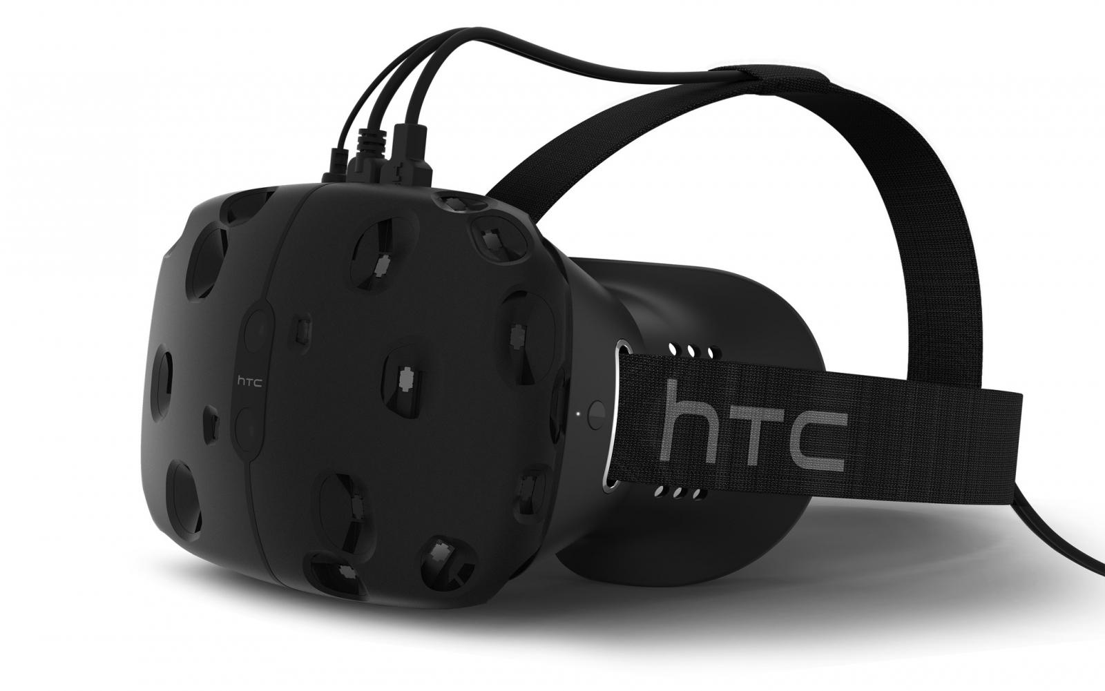 HTC Vive headset Valve