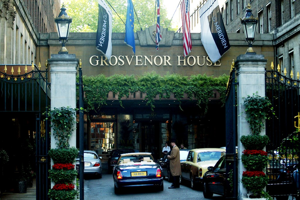 Grosvenor House in Administration