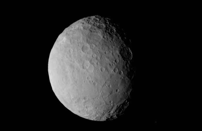 dawn arriving at ceres