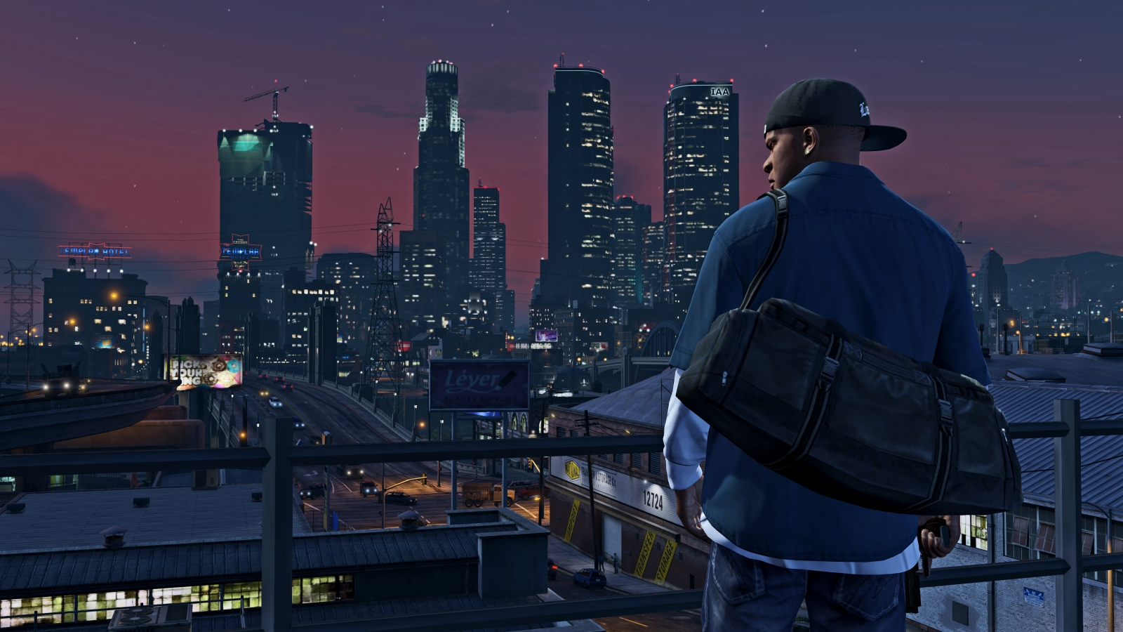 Grand Theft Auto GTA 5 PC