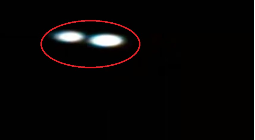 UFOs spotted over Leicestershire