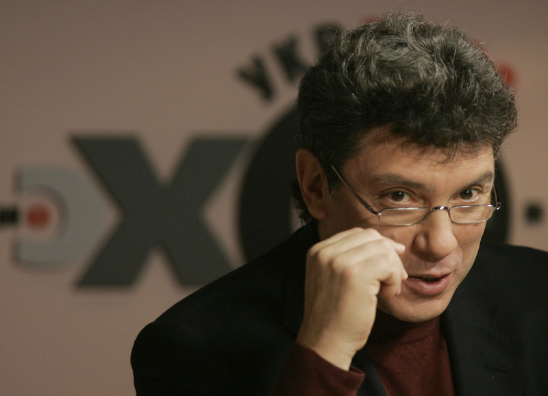 Boris Nemstov December 2007
