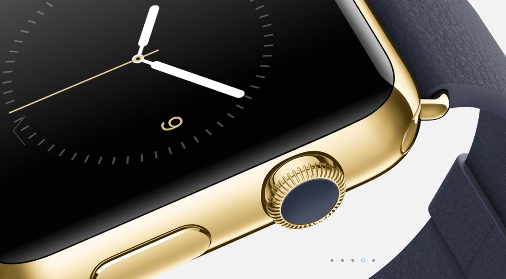 Apple may buy 746 tonnes of gold for its smartwatches