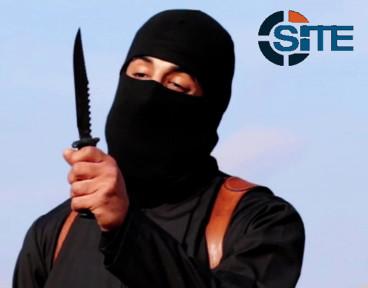 Jihadi John knife
