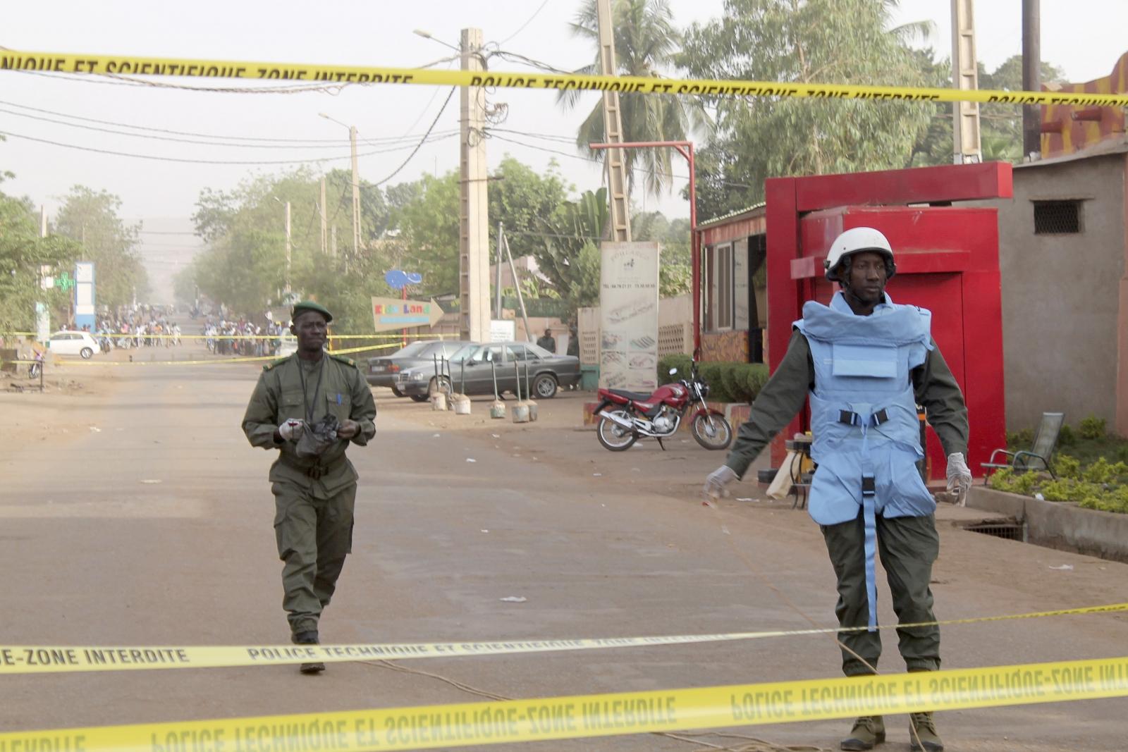Bamako La Terrasse attack