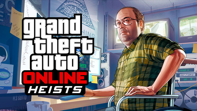 GTA 5 Online Heists for PC