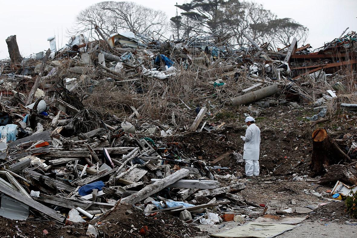 Fukushima four years after tsunami