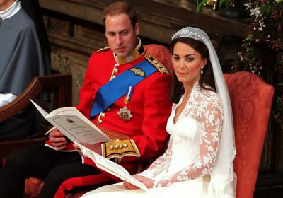 Kate Wedding day