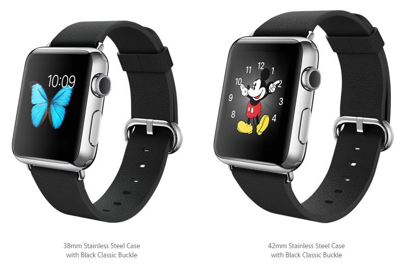 Apple Watch Classic Buckle