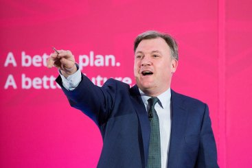 Ed Balls Labour shadow chancellor