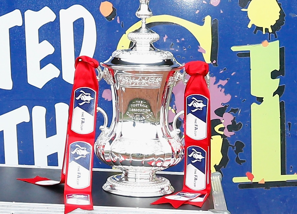 FA Cup semi-final draw