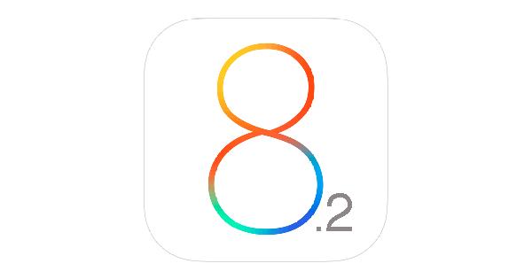 iOS 8.2 update