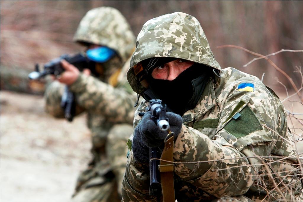 Ukranian Paratroopers