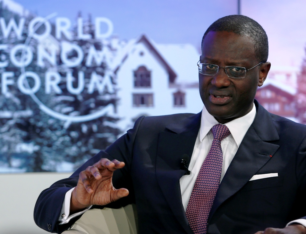 Credit Suisse CEO Brady Dougan to Quit