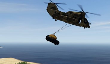 GTA Online Heist Mode