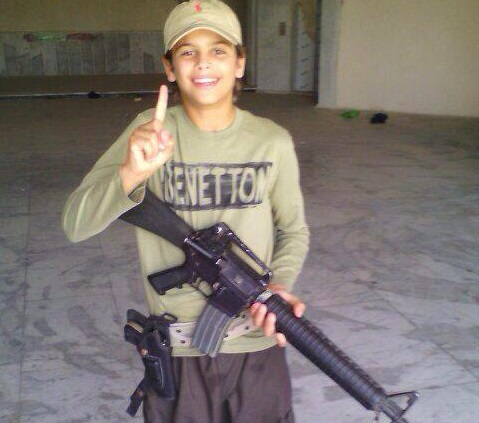 French Child Killed Syria Isis