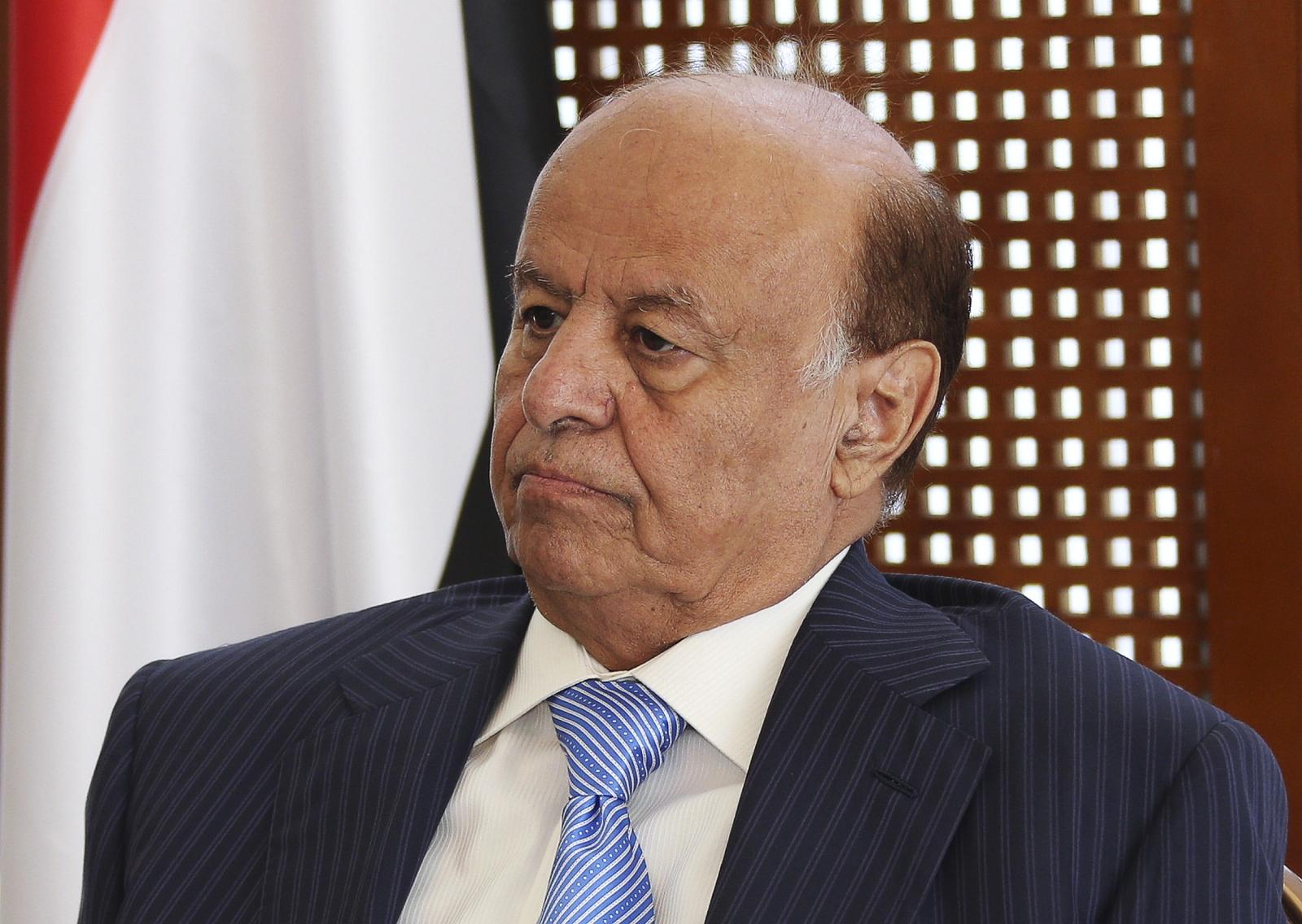 Abd Rabbuh Mansour Hadi