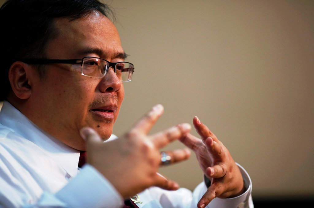 Indonesia Finance Minister Bambang Brodjonegoro