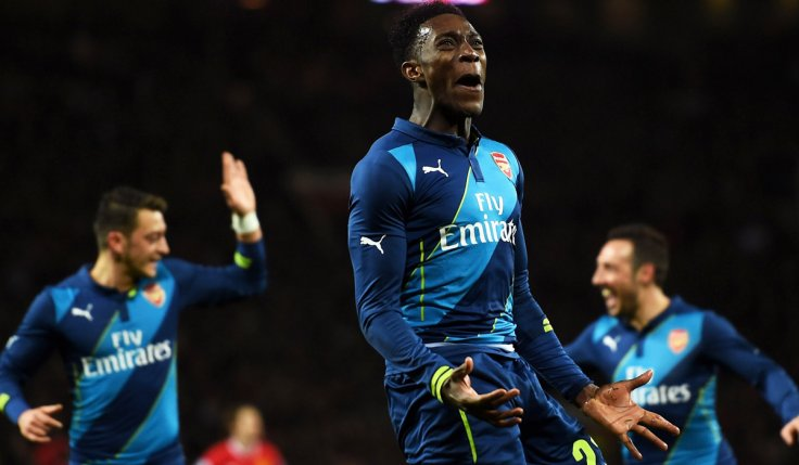 Arsenal Danny Welbeck United FA Cup