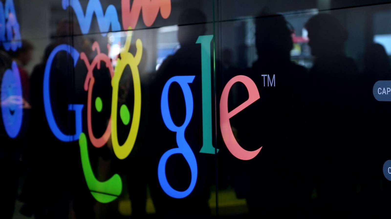 World's first Google shop in London