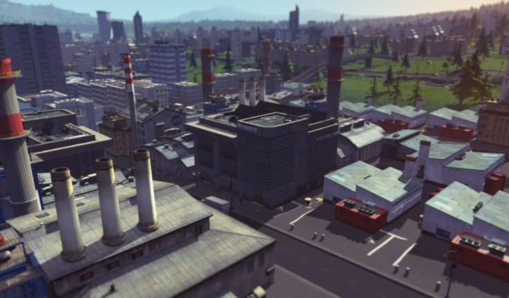 Cities Skylines Industry Colossal Order
