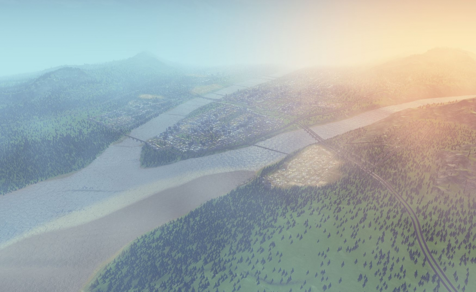 Cities Skylines Sandbox Colossal Order