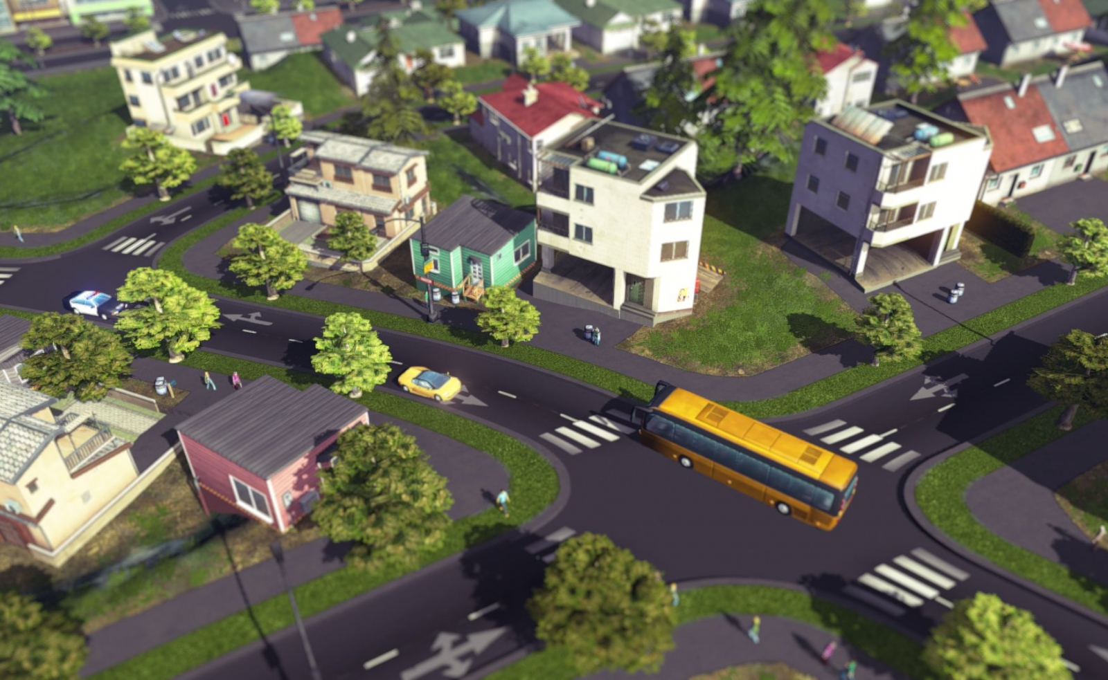 Cities Skylines neighbourhood Colossal Order paradox interactive