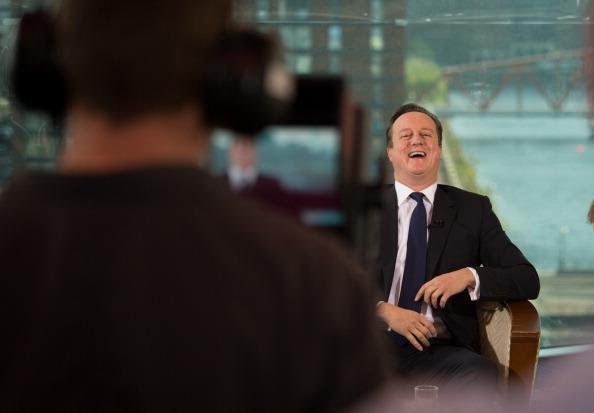 David Cameron TV debates
