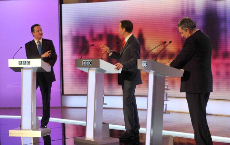 UK Leaders TV Debate