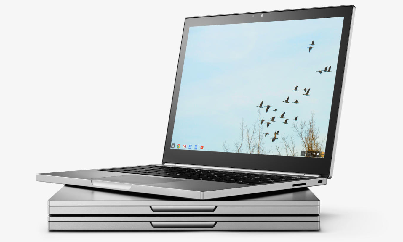 Chromebook Pixel 2 launched