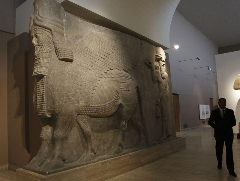ISIS ASSYRIA