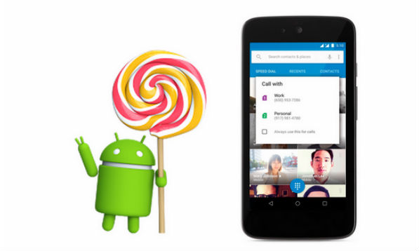 Android 5.1 for Google Nexus