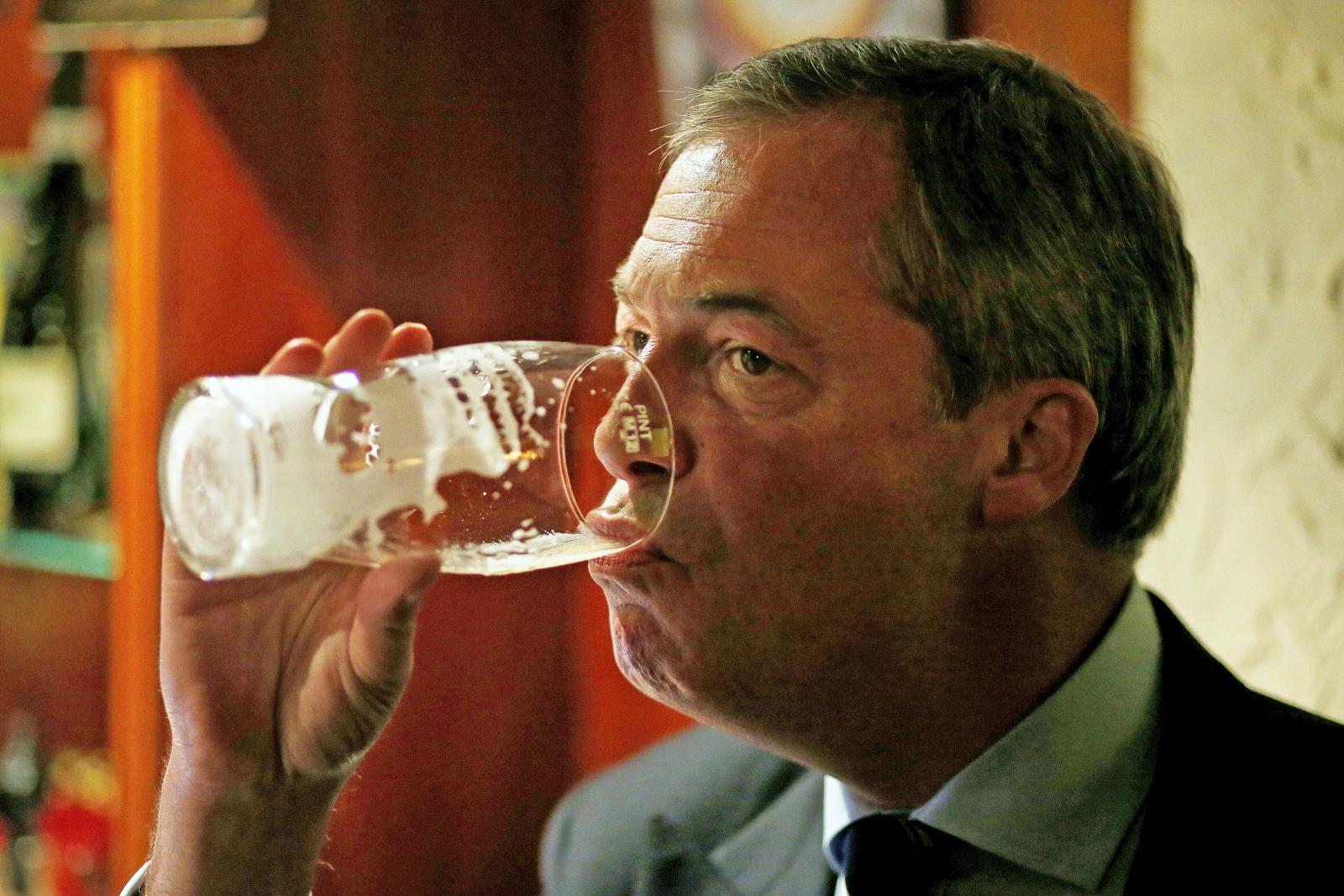 Nigel Farage: Ukip would scrap racism laws