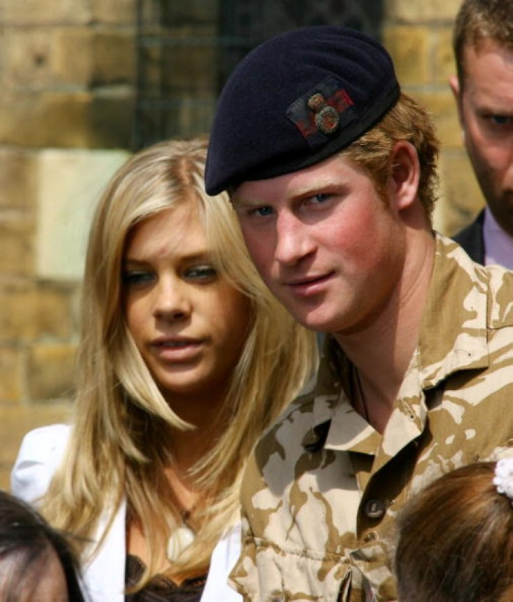 Prince Harry 'has His Heart Set' On Chelsy Davy