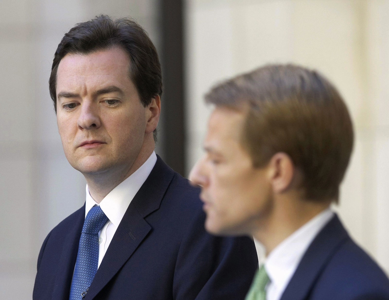 George Osborne David Laws